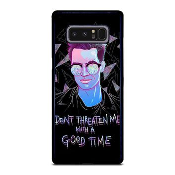 PANIC AT THE DISCO BRENDON URIE Samsung Galaxy Note 8 Case