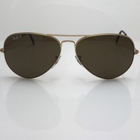 Cheap RAY BAN SUNGLASSES RB3025 AVIATOR 001/M2 58014 135 3P outlet