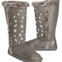 Tall Jeweled Cozy Boots | Girls {category} {parent_category} | Shop Justice