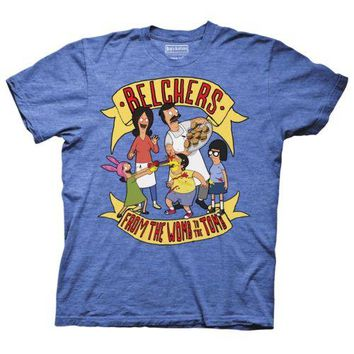 Bob's Burgers Womb To The Tomb TV Adult T Shirt