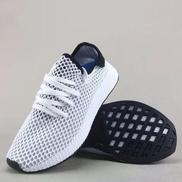 Adidas Deerupt Runner Fashion Casual Sneakers Sport Shoes-3