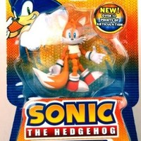 "Sonic the Hedgehog Exclusive 3.5 Inch Action Figure Miles ""Tails"" Prower"