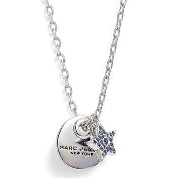 MARC JACOBS Coin Pendant Necklace | Nordstrom