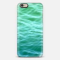Teal Sea iPhone 6 case by Lisa Argyropoulos | Casetify