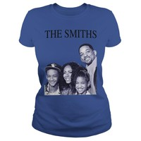 The Smiths' Band Will Smith shirt Classic Ladies Tee