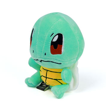 16cm Pokemon Squirtle Plush Toy Mini Turtle Squirtle Stuffed Toy Doll For Birthday