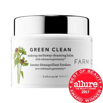 Green Clean Makeup Meltaway Cleansing Balm with Echinacea GreenEnvy™