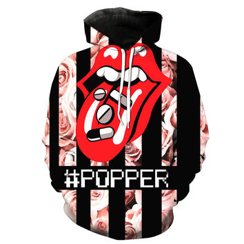 Rolling Stone Pill Popper Hoodie