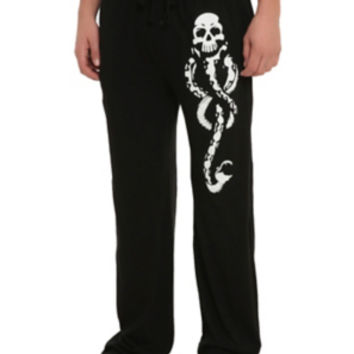 Harry Potter Death Eater Guys Pajama Pants