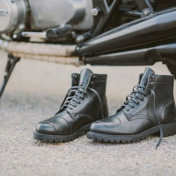Wolverine Dylan Moto Boots Motorcycle Boots