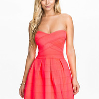 Bandeau Dress, River Island