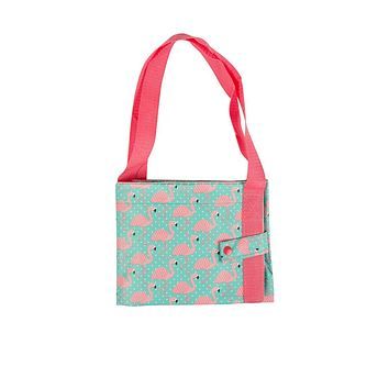 FLAMINGO SHOPPER BAG