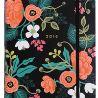 Rifle Paper Co. 2016 Birch Floral 17-month Planner