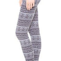 Printed Thermal Leggings