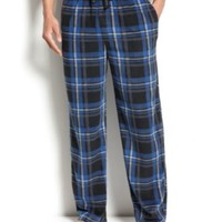 Perry Ellis Men's Fleece and Flannel Pajama Pants Collection | macys.com