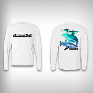 Shark Life - Performance Shirt - Fishing Shirt