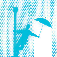 Singin' in the Rain Shower Curtain | fredflare.com
