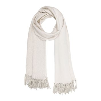 Poodle Scarf in Cream
