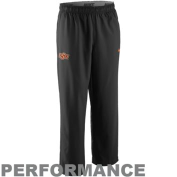 Nike Oklahoma State Cowboys Victory Woven Performance Pants - Black