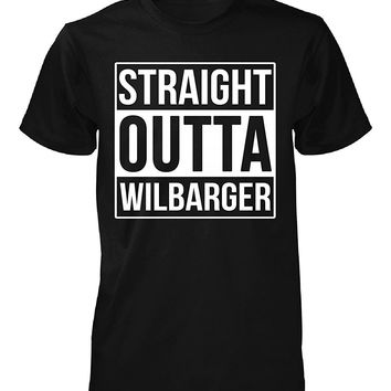 Straight Outta Wilbarger County. Cool Gift - Unisex Tshirt