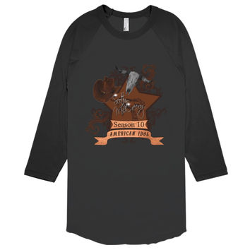 Scotty McCreery Country Style Season 10  Bull Skull Baseball T-shirt