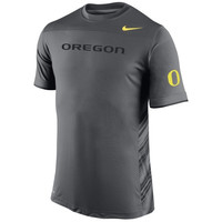 Oregon Ducks Nike Speed Top Performance T-Shirt – Anthracite