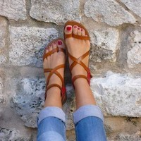 SALE 5 dollar off / Women Sandals, leather sandals for WOMEN