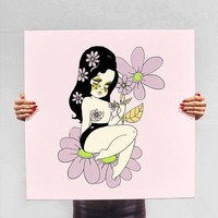 Dream Girl Canvas Print