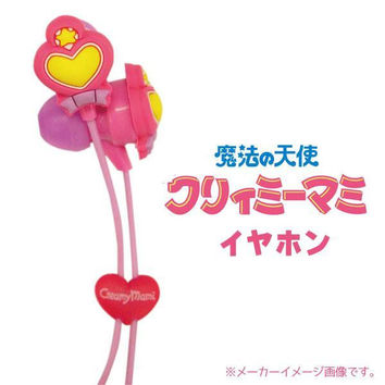 Creamy Mami Characters Special Stereo Headphone  (Cane)