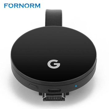 LMFOK6 FORNORM 1080P E68 Plus Display Dongle Support Chromecast for NETFLIX YouTube Wireless WiFi HDMI DLNA Airplay