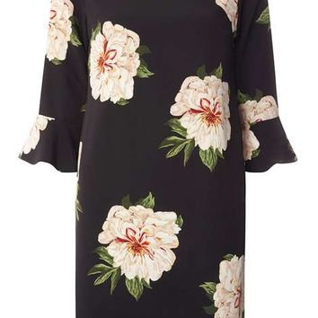 Floral Print Shift Dress - View All Dresses - Dresses