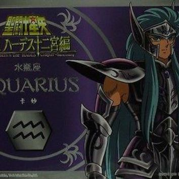 Saint Seiya The Hades Chapter Sanctuary Aquarious Action Figure Bandai Asia