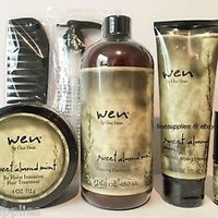 Wen Hair Care Chaz Dean 45 Day Supply Complete Kit New & Sealed! Fast Shipping!
