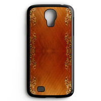 Wooden Surface Samsung Galaxy S4 Case