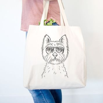 Murphy the West Highland Terrier - Tote Bag