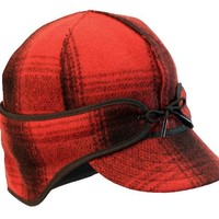 Stormy Kromer Rancher Cap - Winter Hats - Headwear - Men's - Clothing - Store Goods :: Duluth Pack :: Made in the USA :: Quality leather and canvas luggage, backpacks, camping, and outdoor gear,