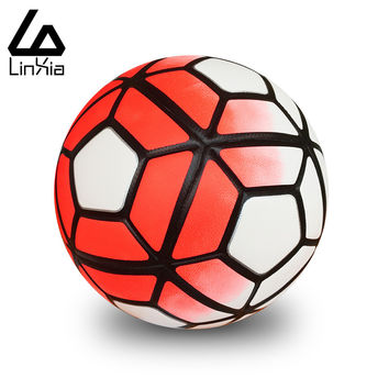 2015-2016 Season Champion League Ball Final Berlin Soccer Ball High Quality Football Free Shipping PU Size 5 Futball For Match