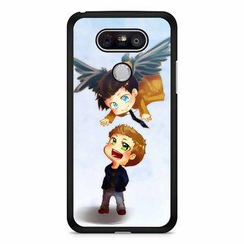 Supernatural Destiel Fanart LG G5 Case