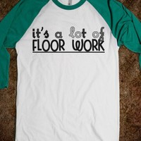 It's a lot of floor work | Pitch Perfect