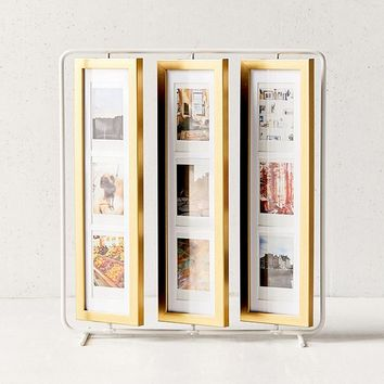 Finley Flip Instax Mini Picture Frame + Jewelry Holder | Urban Outfitters