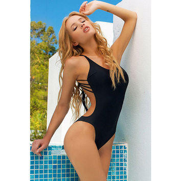 Hot Swimsuit Beach New Arrival Stylish Sexy Backless Summer Plus Size Swimwear Bikini [6532676743]