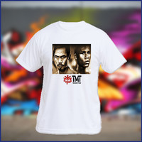 Floyd Mayweather, Jr. vs. Manny Pacquiao Inspired Tees