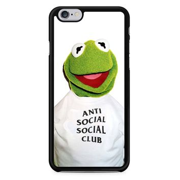 Kermit Anti Social Club iPhone 6/6S Case