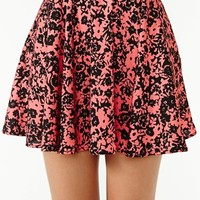 Fading Flower Skirt