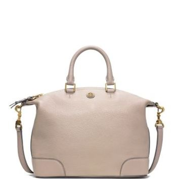 Tory Burch Frances Small Slouchy Satchel