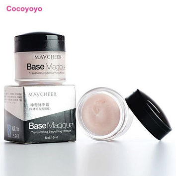 Top Sell 2015 Hot ! Brand Face Concealer Makeup Primer Invisible Pore Wrinkle Cover Concealer [8096931655]
