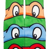 TMNT Customize Elite Socks (Large 8-12)