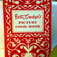 Betty Crocker's Picture Cookbook First Edition 1950