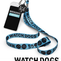 Watch Dogs Lanyards