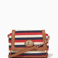 American Stripes Crossbody | Fashion Handbags – Modern Americana | charming charlie